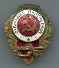 Excellent Machine-Gunner's Badge, #2