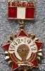 5 Guards Airborne Division Veteran Badge