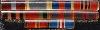 Combat Veteran Ten-Ribbon Bar