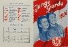 1956 East German Young Guard Membership Bookl...