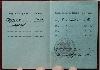 Order of Friendship Booklet