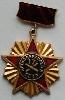 17th Artillery Division Veteran Badge